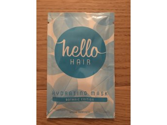 Glossybox Hello Hair Hydrating mask