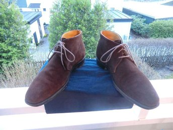 "John White ""Harrow"" chukkaboots storlek UK 8"
