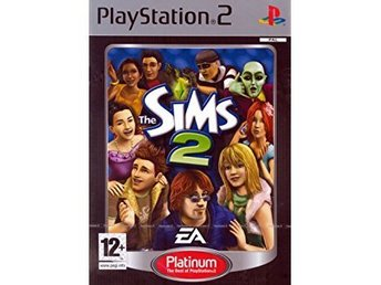 The Sims 2 - Platinum - Playstation 2 PS2