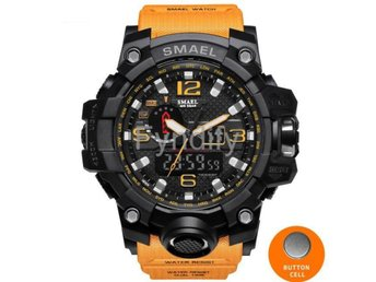 SMAEL Sport Watch Orange