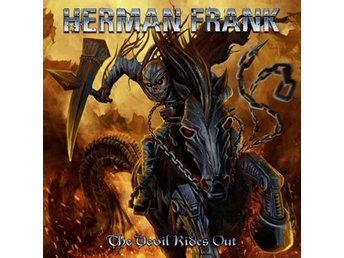 Herman Frank: The devil rides out -16 (Digi/Ltd) (CD)