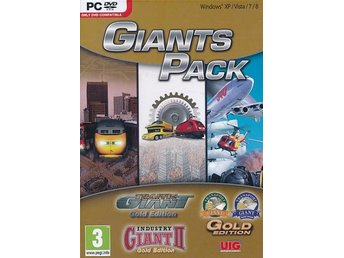 Traff/Industry/Trans. Giant GOLD (PC)