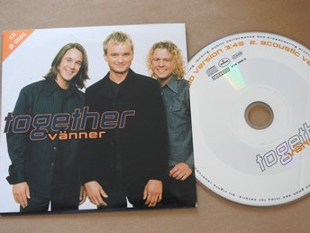 Together - Vänner CD Single 1996