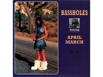 Bassholes Featuring April March – Moody / Microscope Feeling (Garage rock)