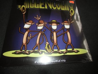 Millencolin - For monkey´s (1997) - RSD LP - 2017 - Ny