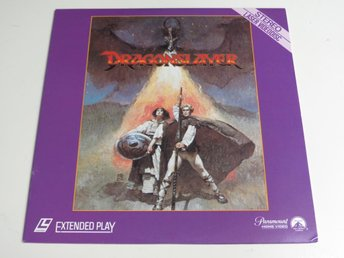DRAGONSLAYER (Laserdisc)