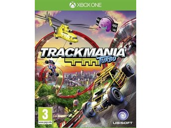 Track Mania Turbo - TrackMania Turbo- Xbox One