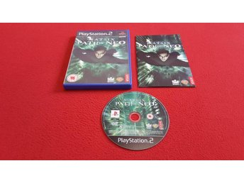 MATRIX PATH OF NEO till Sony Playstation 2 PS2