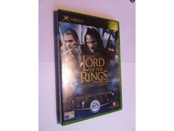 Xbox: The Lord of the Rings: The Two Towers