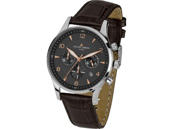 Jacques Lemans London Chrono 100m 1-1654f pris 1890kr