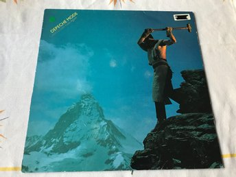 DEPECHE MODE - CONSTRUCTION TIME AGAIN LP 1983