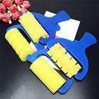 Målarset Paint Roller and Tray Set Household Painting Brush Decorative DC Tools