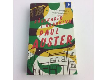 Bok, Dårskaper i Brooklyn, Paul Auster, Pocket, ISBN: 9789170013645, 2006
