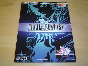 FINAL FANTASY GUIDE WALKTROUGH SONY PSP *NYTT*