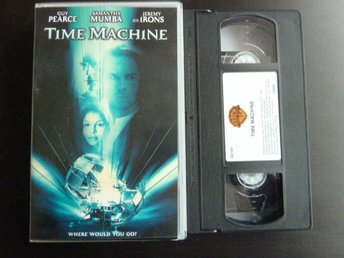 TIME MACHINE,   VHS, FILM
