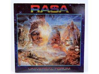 Rasa - Universal Forum BBT-S-22 LP 1982 - Viksjö - Rasa - Universal Forum BBT-S-22 LP 1982 - Viksjö