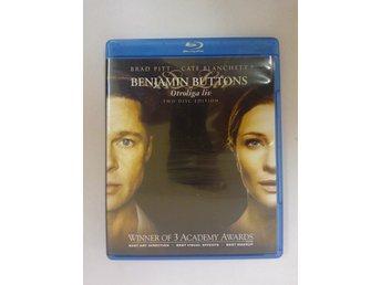 BluRay - Benjamin Buttons Otroliga Liv - Kallinge - BluRay - Benjamin Buttons Otroliga Liv - Kallinge