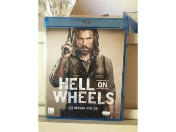 Hell on Wheels säsong 2-Blu-ray i toppskick