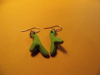 Sko örhängen / Shoe earrings