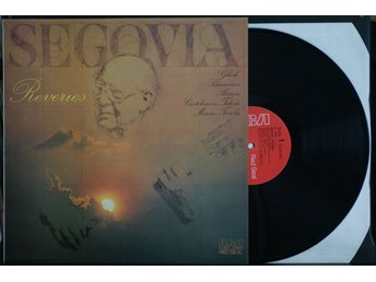 Andres Segovia – Reveries – LP