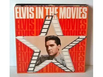 Elvis Presley - Elvis In The Movies, vinyl LP - Kungshamn - Elvis Presley - Elvis In The Movies, vinyl LP - Kungshamn