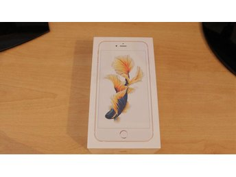 Apple iPhone 6s plus Gold 64 GB - unboxed - Ny - unlocked