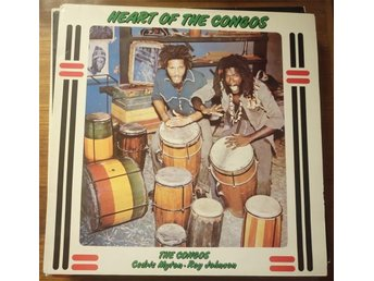 The Congos: Heart Of The Congos (1980/UK-Original/Go Feet Records) - Gävle - The Congos: Heart Of The Congos (1980/UK-Original/Go Feet Records) - Gävle