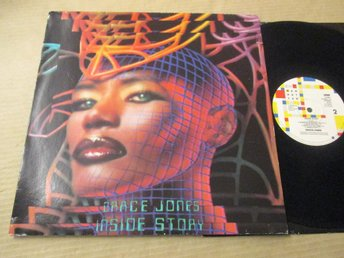 "Grace Jones ""Inside Story"""