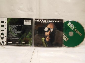 ISAAC HAYES - THE BEST OF - THE POLYDOR YEARS