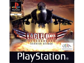 Eagle One: Harrier Attack - Playstation