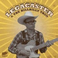 Vinyl EP LEGACASTER AND THE HILLBILLY TRIO
