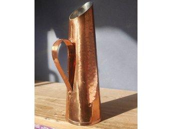 Kanna i mått typ , Svensk Koppar , 17cm - Mora - Kanna i mått typ , Svensk Koppar , 17cm - Mora
