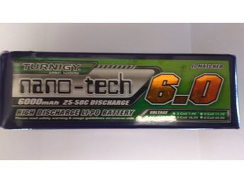 Rc Batteri Turnigy nano-tech lipo