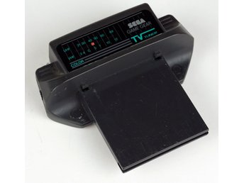 SEGA Game Gear: TV Tuner
