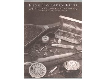 High Country Flies Catalog 1984