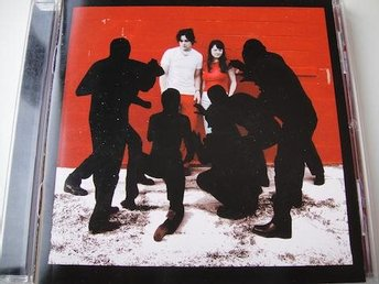 WHITE STRIPES White blood cells CD TOPPSKICK!! JACK WHITE RACONTEURS