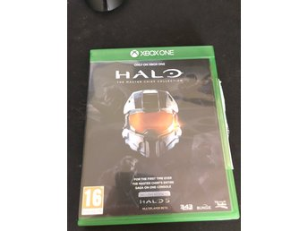 Halo the master cheif collection XBOX ONE