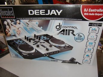 Hercules DJ Control Air S Series for PC/MAC
