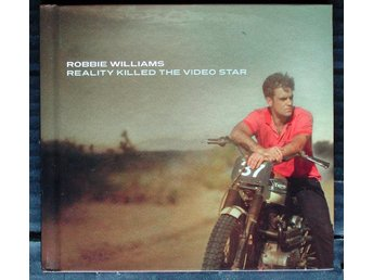 ROBBIE WILLIAMS - REALITY KILLED THE VIDEO STAR CD+DVD