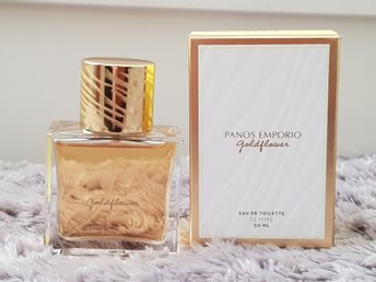 "Panos Emporio ""GOLDFLOWER"" Eau de Toilette 50 ml"