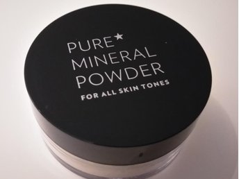 PURE MINERAL / POWDER FOR ALL SKIN TONES 6 gr / NYTT!!