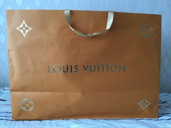 Megastor Louis Vuitton påse!