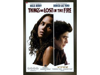 Things we lost in the fire DVD 2007 Drama Halle Berry