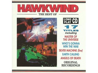 HAWKWIND - THE BEST OF