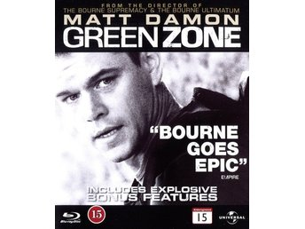 Green Zone (Matt Damon) (Beg)