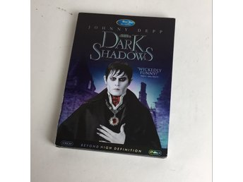 Warner Bros, Blu-ray Film, Dark shadows