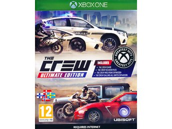 The Crew Ultimate Edition Nordic