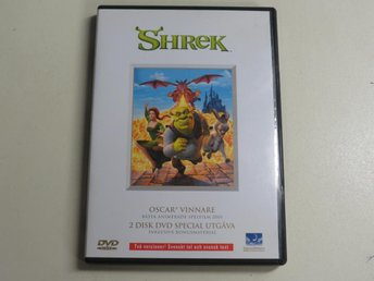 SHREK (2-disc DVD) Dreamworks