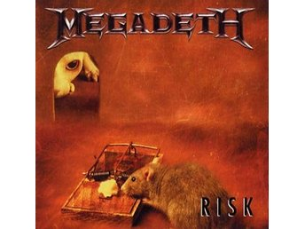 Megadeth: Risk 1999 (Rem) (CD)