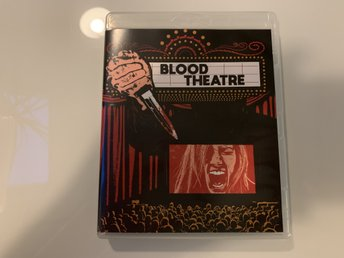 Blood Theatre (Vinegar Syndrome, US Import, Regionsfri)